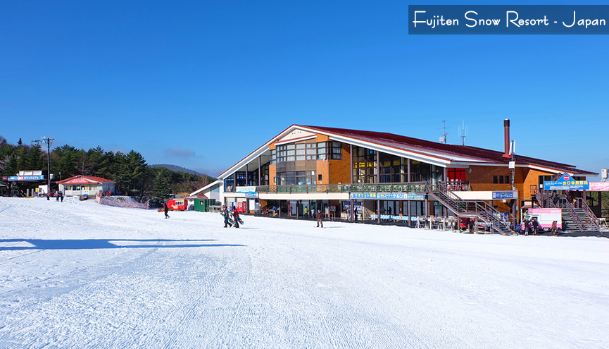 AJ4GA - JAPAN HONSHU WITH FUJITEN SNOW RESORT SAVER PLUS 7H/5M 2019: Nov 27 // Dec 12 BY: GARUDA INDONESIA