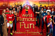 ABBQZ BANGKOK – PATTAYA with MADDAME TUSSAUDS STAR 04H  29 Desember 2017 BY: AIR ASIA