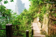 CBDCA - BEAUTIFUL ZHANGJIAJIE with GUILIN STAR 10H 08M 2018 : 15 JUN BY : AIR CHINA