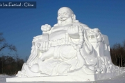 CVACA HARBIN SNOW FESTIVAL with JIHUA SKI RESORT STAR 10H/08M - 2017 : 24, 26 & 29 DEC BY : AIR CHINA