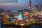 KOREA CHERRY BLOSSOM with LOTTE WORLD & HANBOK EXPERIENCE SAVER 07H/05M - Dep 2020: MAR 28 & 31 // APR 02, 04 & 08 - BY:GA